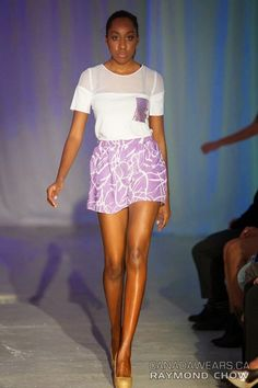 Iridescent trend for Maybe By Catalfo #SS2015 collection on @fashionamy #fashionblog pastel trend catwalks, fashion toronto, trend estate 2015 colori pastello, romantic ceremony dresses, fashion trend report, sarah catalfo