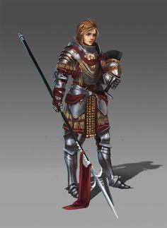 Tismas - Général d'Or - Humaine (Altgidienne)
