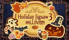 Get inspired by colorful puzzles and enjoy the inimitable and festive atmosphere of Halloween!  http://toomkygames.com/download-free-games/holiday-jigsaw-halloween-3