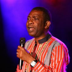 Youssou N'dour who has worked with Peter Gabriel, Paul Simon, Bruce Springsteen, Sting and others is 54 today