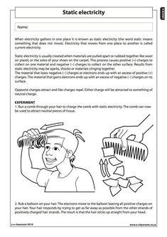 Printables Bill Nye Static Electricity Worksheet static electricity worksheets davezan component quiz worksheet study com gr