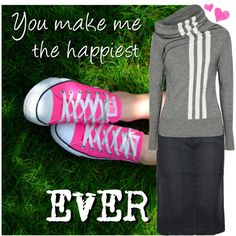 You make me the happiest ... EVER 3, created by mamajess on Polyvore