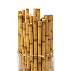 Pack of 24 paper bamboo design straws. Super value for Hawaiian Luau party supplies at Discount Party Supplies. Luau Theme Party, Hawaiian Party Decorations, Tiki Party, Jungle Party, Beach Party, Party Drinks, Fiesta Party, Moana Themed Party, Woodland Party