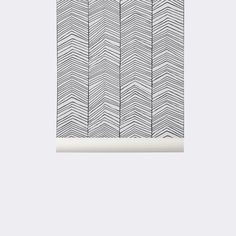 Shop for Ferm Living - Surface Print Herringbone Wallpaper at Panik Design. A licensed Ferm Living retailer, the UK's largest independent stockist of design.