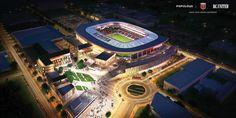 D.C. United Stadium http://www.ostadium.com/stadium/88/dc-united-stadium
