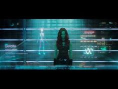 Meet the Guardians of the Galaxy: Gamora - YouTube