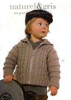 Kids Knitting Patterns, Crochet Baby Hat Patterns, Crochet Baby Hats, Knitting For Kids, Knitting Designs, Free Knitting, Knit Crochet, Knit Basket, Knitted Bags