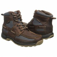Sperry Top-Sider Cascade 6-Eye Boot Shoes (Dark Brown) - Men's Shoes - 13.0 M