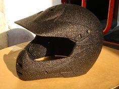 Nice Motocross helmet!