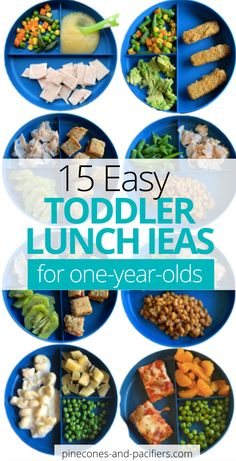 Looking for easy toddler lunch ideas I m sharing 15 quick and simple lunch ideas based on what my one-year-old toddler has been eating for lunch toddlermeals toddlermealideas toddlerlunch toddlerfood # Easy Toddler Lunches, Healthy Toddler Meals, Toddler Lunch Recipes, Toddler Dinners, Lunch Ideas For Toddlers, Kids Dinner Ideas Healthy, Quick Easy Lunch Ideas, Kids Meal Ideas, Easy Kids Meals
