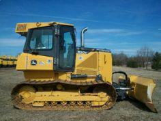 USED 2012 JOHN DEERE DOZER 650K #dozer #heavyequipment