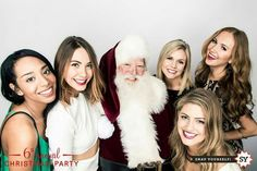 For your next event, call for Santa James Andrews