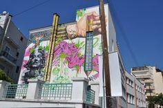 #Νεάπολη #Χριστούπολη Greece, Graffiti, Fair Grounds, Europe, Fun, Travel, Greece Country, Viajes, Destinations