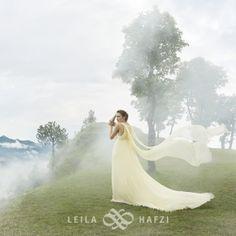 "CAPTURING SUBLIME BLISS LEILA HAFZI wedding collection - Royaye Sefid IV ""Resham Firiri"" 2014/15     Photo www.erikalmas.com  View TBS here http://vimeo.com/76056075"