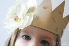 diy-party-crown-with-flower