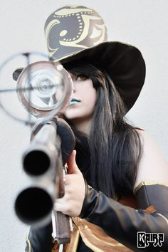 League of Legends - Sheriff Caitlyn