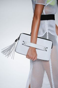 Get Up Close With the Best Runway Bags From NYFW Spring 2014: Marc Jacobs Spring 2014 : Michael Kors Spring 2014 : Yigal Azrouël Spring 2014 : Oscar de la Renta Spring 2014 : Milly Spring 2014