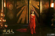 Wu Zetian, Fan Bingbing, Old Fan, 14 Year Old, Empress, Painting, Dresses, Fashion, Vestidos