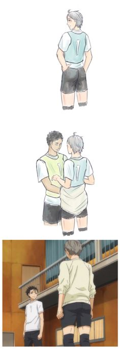 Better cover that ass, Daichi. Don't want anyone else to see it but you XD