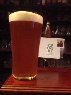 Hop love pils, to øl. Lorien