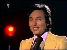 Karel Gott - Cítím (1976) - YouTube Morris Albert, Pierre Marie, Karel Gott, Mario, Film, Youtube, Singing, Movies, Film Stock
