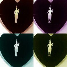 14 melhores imagens de  Pingentes    Pendants, Silver e You are special eb7e420acd