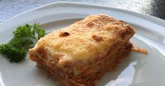 Thunfisch-Lasagne (schnell und lecker, portugiesisch)