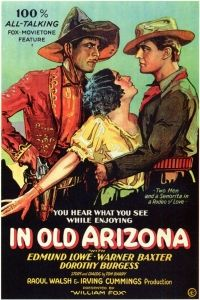 1930a  Warner Baxter as The Cisco Kid