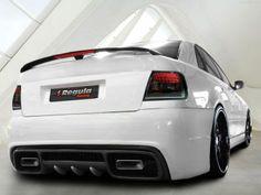 GTRS Heckschürze/Heckstoßstange Audi A4 B5 Limousine