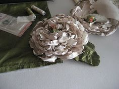 House Revivals: How to Make a Burnt Peony