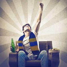Os quitutes para assistir aos jogos de futebol na TV