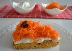 Hriešne dobrá mrkvová torta s orieškami - Fitshaker Grains, Cheesecake, Rice, Desserts, Food, Tailgate Desserts, Deserts, Cheesecakes, Essen