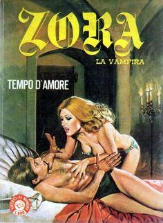 Zora La Vampira (Volume) - Comic Vine
