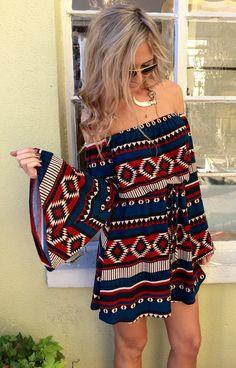 Harvest Field Dress | Pretty Rebellious Boutique