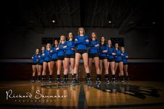 Volleyball Team Photo - 2013 VA Group A State Champion Auburn Eagles