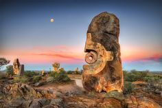 Living Desert Sculpture Symposium by Young Ko http://flic.kr/p/yUhYZp