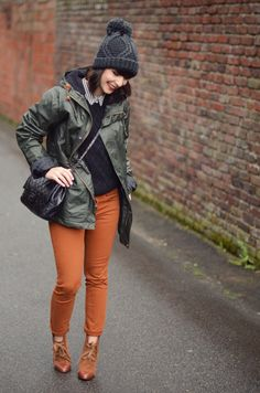 #streetstyle #outfit #style #fashion #beanie  Caramel streetstyle Helloitsvalentine fashion blog Hello it's Valentine