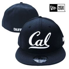 The Cal Bears 59Fifty&reg White Outline Cursive Logo Fitted Hat by New Era features a double layer embroidered cursive Cal logo on front structured panels. White-on-navy with Cal navy outlining makes your team pride pop. White California school name is stitched on the back along with the New Era flag on the wearer's left side.<ul><li>Fabric: 100% Wool</li><li>Fitted, Structured, High Crown, Normal Flat Bill</li><li>Primary Design - Medium Raised Embroidery on Front Middle</li><li>Back Design…