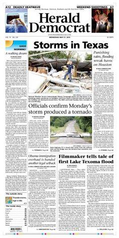 #newspaper #frontpage #sneakpeek #tomorrowsedition #alookinside