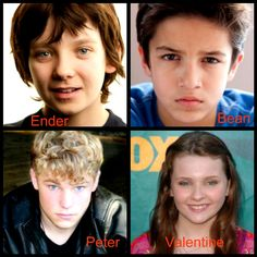 ender and peter relationship