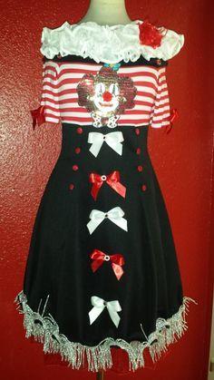 72 Besten Clowns Bilder Auf Pinterest Clowns Costumes Und