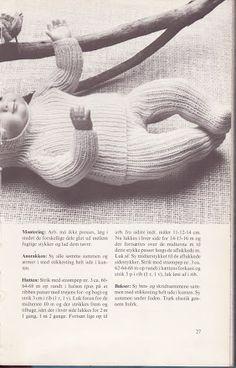 Albumarkiv - Jeg strikker dukketøj Poster, Billboard
