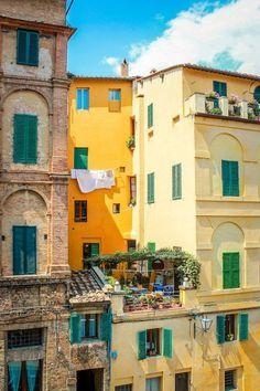 Sienna, Tuscany, Italy
