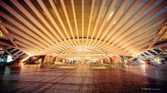 Gare do Oriente  -  Parque das Nações,  Lisboa