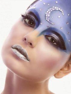 CARNAVAL - 21 Ideias de maquiagem