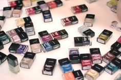 butter London.. I want some of these polishes!!