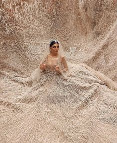 Lost between paradise  Luxe Wedding, Elegant Wedding Dress, Dream Wedding Dresses, Bridal Dresses, Gold Wedding, Wedding Bride, Sheer Dress, Lace Dress, Lebanese Wedding