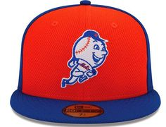 Mr Met Diamond Era World Series Patch 59Fifty Fitted Cap by NEW ERA x MLB
