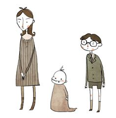 gingerhaze does the Baudelaires from A Series of Unfortunate Events book series