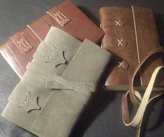My Handbound Books - Bookbinding Blog: 16th Century Ledger Bindings